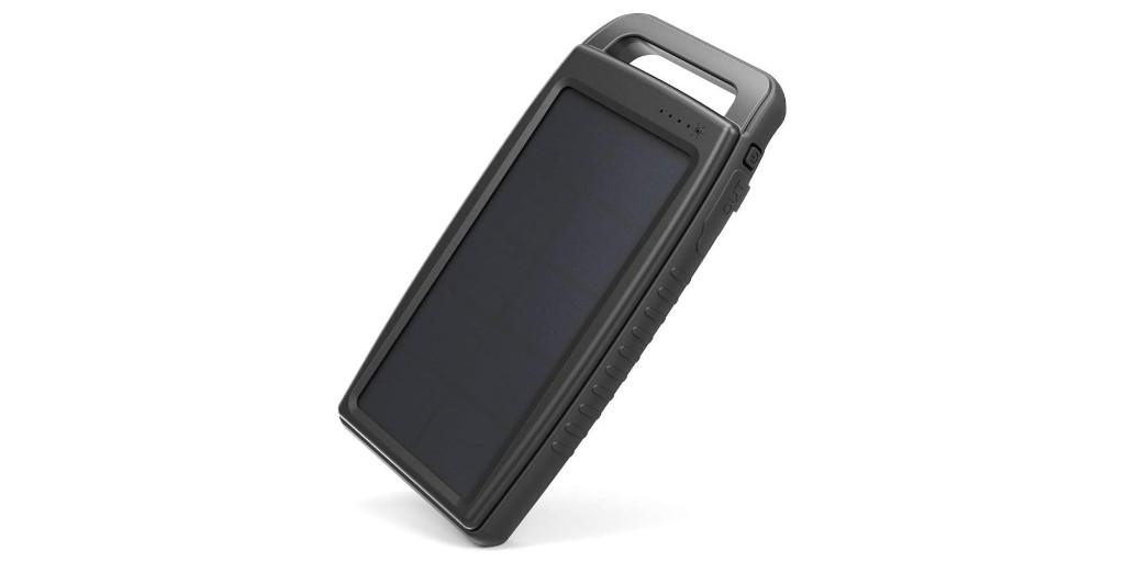 Smartphone Accessories: RAVPower 15000mAh Solar Power Bank $19 (48% off), more - 9to5Toys
