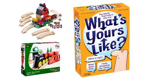 Toys & Games extra 30% off (Prime only): Brio Classic Train Figure 8 Set $31 (Reg. $45), more