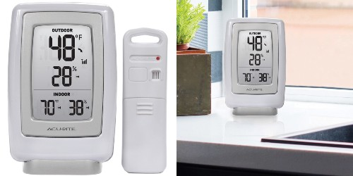 Check the great outdoor's temps from the great indoors for $10 (Reg. $20+)