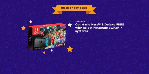 Here's the Nintendo Black Friday bundle for 2019 + game deals - 9to5Toys