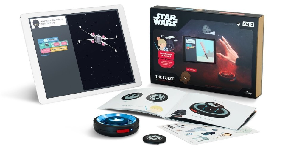 Kano's Star Wars and Disney Frozen Coding Kits fall under $21 (Save 30%) - 9to5Toys
