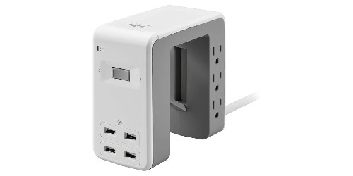 Score APC's Desk Mount 6-Outlet Power Station for a low of $26 (Save 25%) - 9to5Toys