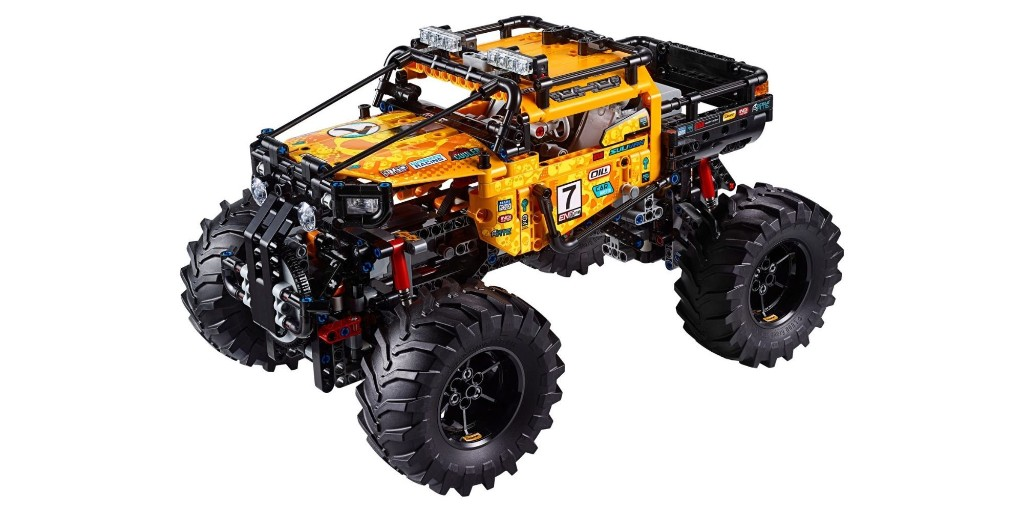 Score an all-time low on LEGO's Technic 4X4 Off-Roader at $167 (33% off), more - 9to5Toys