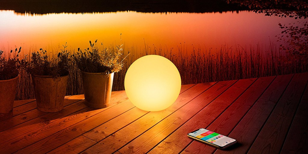 Eve Flare offers HomeKit portable lighting for $80 shipped (20% off) - 9to5Toys