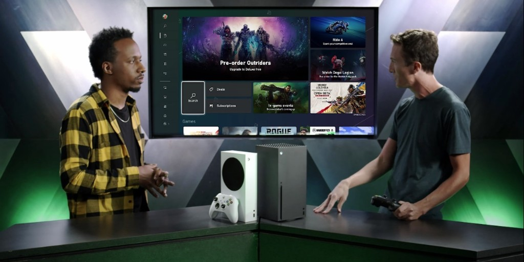 Xbox Series X walkthrough: Quick Resume, UI details, more - 9to5Toys