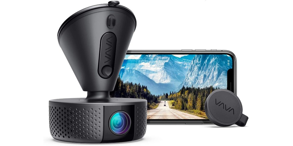 VAVA's high-end 4K dash camera has Wi-Fi at an all-time low: $156 (Reg. $200) - 9to5Toys