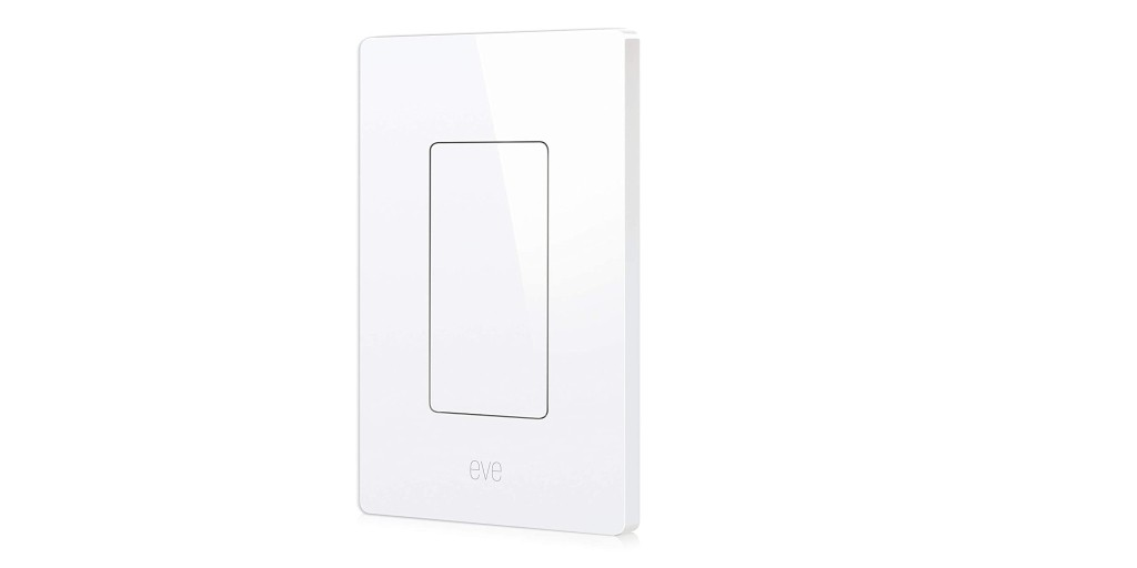 Eve HomeKit power accessories start at $39.50: Light switch, more - 9to5Toys