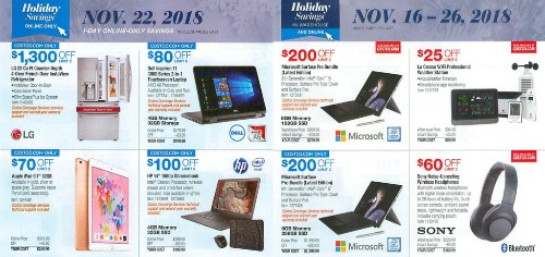 Costco Black Friday ad reveals first look at this year's deals - 9to5Toys