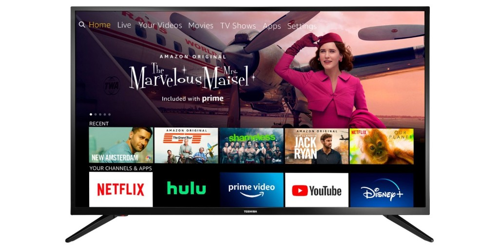Score a free Echo Dot with Insignia Fire TVs, more from $100 (Up to 50% off) - 9to5Toys