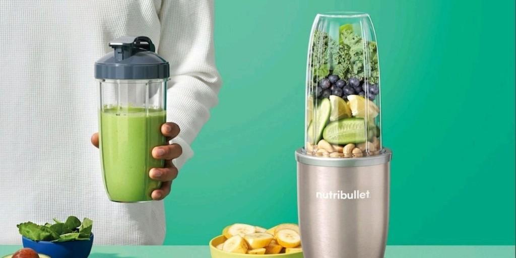 NutriBullet's 900-Watt PRO Nutrient Extractor Blender now $40 (Reg. up to $80) - 9to5Toys