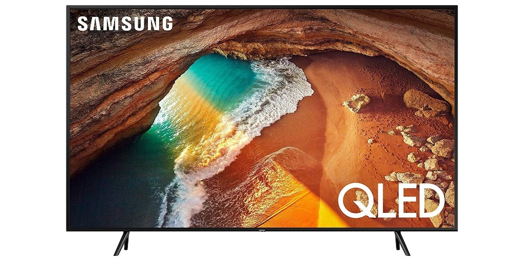 Grab a monster 75-inch Samsung 4K QLED TV with AirPlay 2 for $1,200 - 9to5Toys