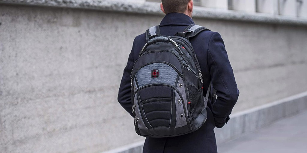 Stylishly tote a MacBook + iPad in Wenger's Synergy Backpack: $58.50 (20% off) - 9to5Toys
