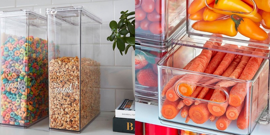 Organize your fridge and pantry with The Home Edit x Container - 9to5Toys