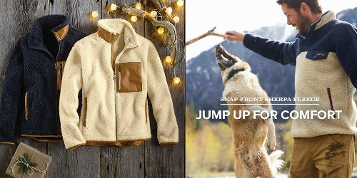 Sherpa jackets and vests are all the rage this fall, here are our favorites from $55 - 9to5Toys