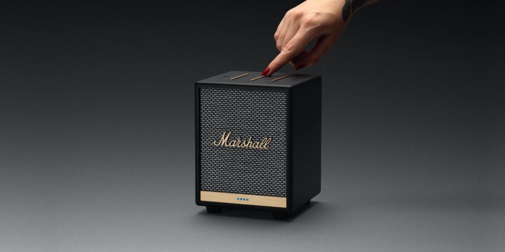 Marshall's retro Uxbridge AirPlay 2 Speaker returns to all-time low at $180 - 9to5Toys