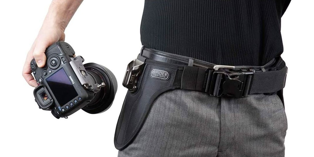 SpiderHolster's SpiderPro Camera System v2 hits all-time low at $100 ($50 off) - 9to5Toys