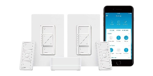 Old houses can adopt HomeKit with Lutron's Dual Light Switches: $125 ($40 off) - 9to5Toys