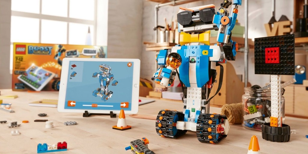 LEGO's BOOST Creative Toolbox coding kit is $128 (20% off), more from $13 - 9to5Toys