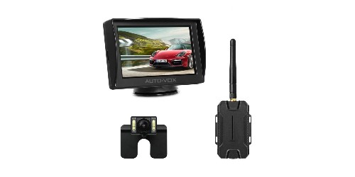 At $49, this wireless backup camera kit is an inexpensive car upgrade (45% off) - 9to5Toys
