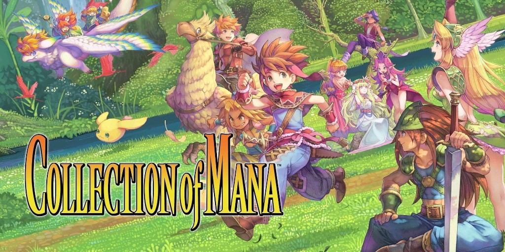 Collection of Mana brings the 3rd game to the US, more - 9to5Toys
