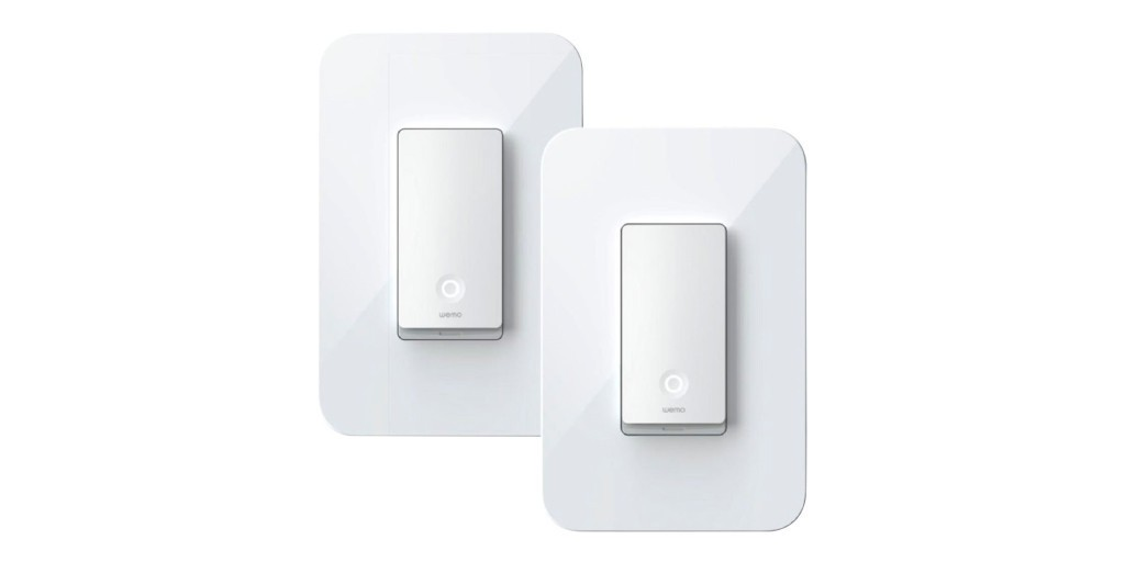 Get two WeMo HomeKit-enabled Smart Light Switches for $70 (Reg. $90) - 9to5Toys
