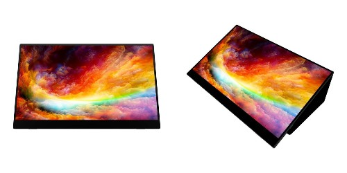 VIOTEK's latest portable USB-C monitors are great for MacBook setups from $170