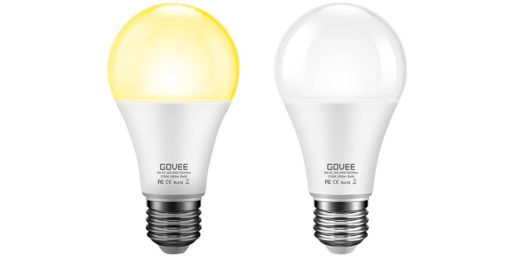Govee's dusk to dawn LED bulbs turn on and off by themselves at $5 each - 9to5Toys