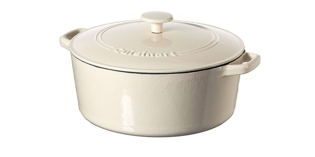 Upgrade your kitchen for Thanksgiving with Cuisinart cast iron from $55 - 9to5Toys