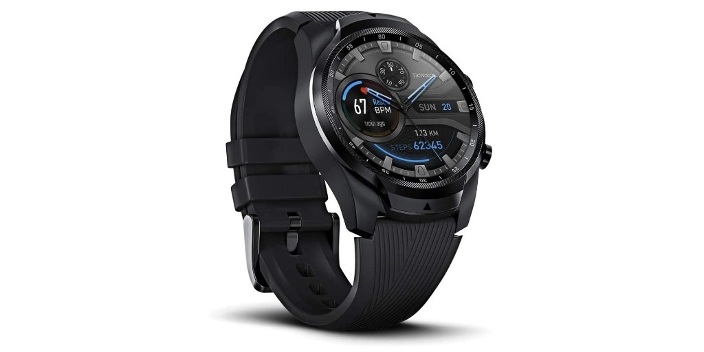 TicWatch Pro Smartwatches hit Amazon all-time lows, today only from $200 - 9to5Toys