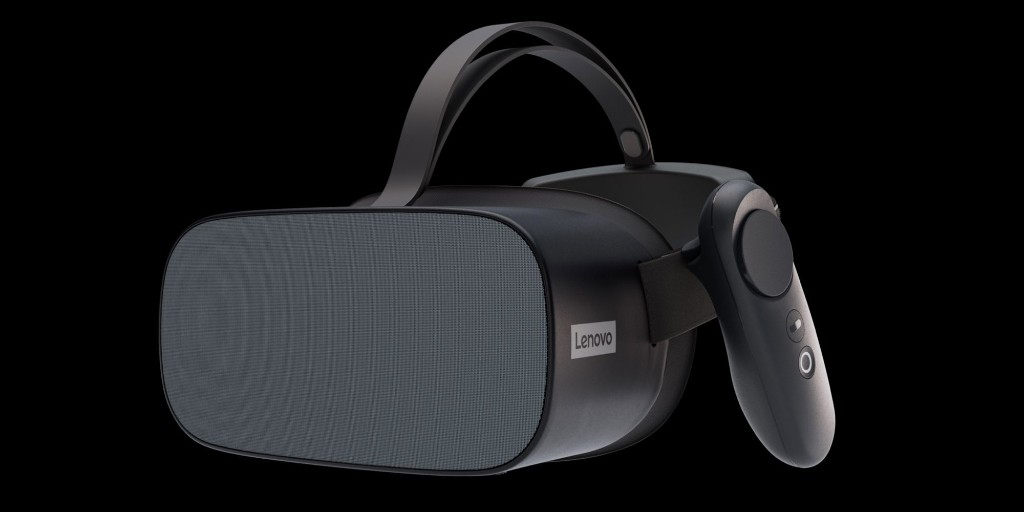 Lenovo's Mirage VR S3 headset offers 4K screens and 3 DoF - 9to5Toys