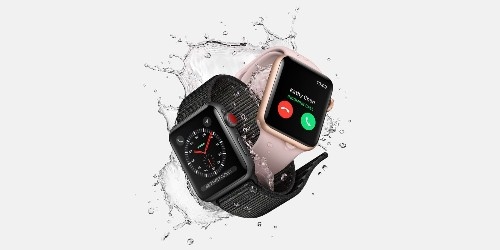 Grab an Apple Watch Series 3 w/ up to $105 of Kohl's Cash