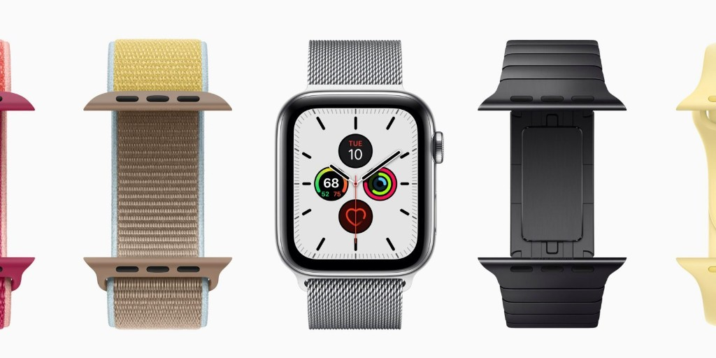 Sprint is offering the Apple Watch Series 5 at 50% off, saving you $250