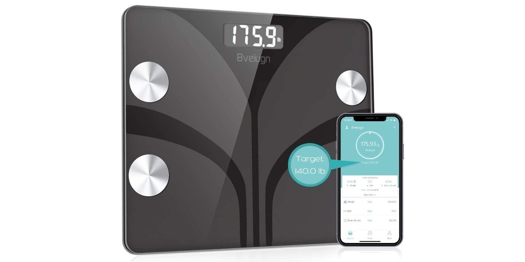 This Apple Health-enabled smart body fat scale has dropped to $21 (Save 30%) - 9to5Toys