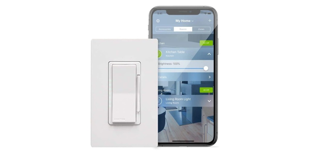 Expand your Siri setup with 30% off Leviton's HomeKit Dimmer Switch at $35 - 9to5Toys