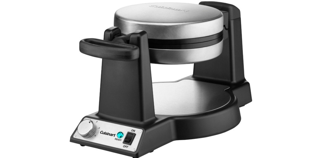 Cuisinart's Belgian Flip Waffle Maker now $30 for today only (Up to $40 off) - 9to5Toys