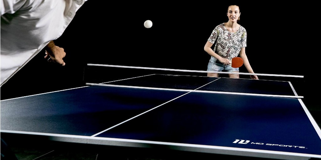 Reign champion in a match of table tennis with this official kit at under $120 - 9to5Toys