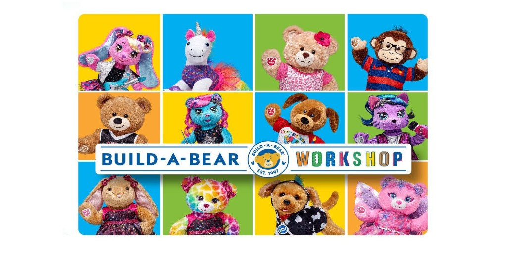 Up to 20% off gift cards: Build-A-Bear, Children's Place, GameStop, more - 9to5Toys