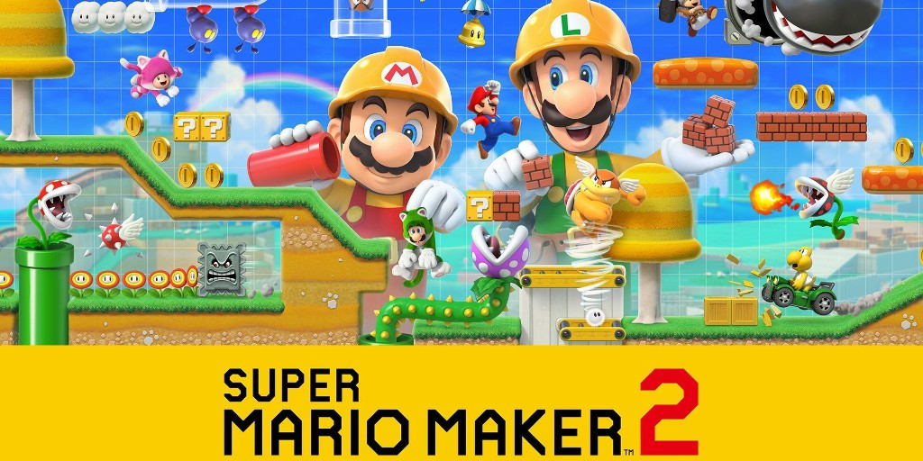 Today's Best Game Deals: Super Mario Maker 2 $40, Mario Bros. U Deluxe $40, more - 9to5Toys