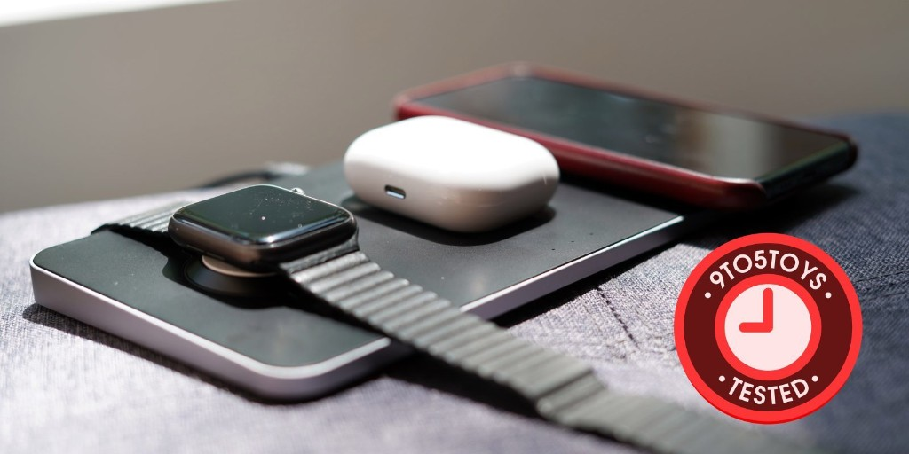 Satechi Trio Wireless Review: Sleek + pricey home for devices - 9to5Toys