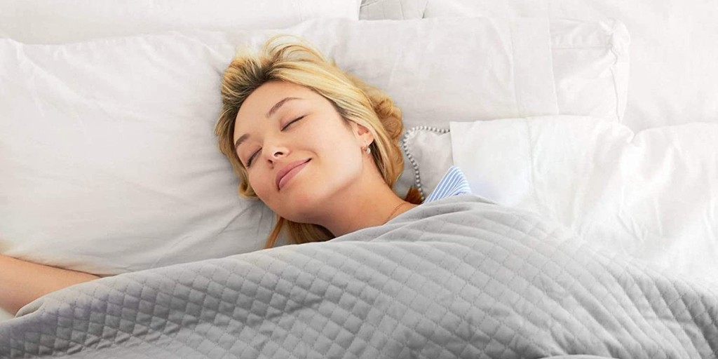 Stay comfy at home: Weighted BlanQuil Blankets now up to $70 off (Today only) - 9to5Toys