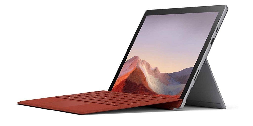 A $200 discount brings Microsoft's Surface Pro 7 to its lowest price in months - 9to5Toys