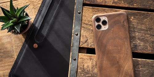 Pad & Quill debuts walnut iPhone 11 Pro cases, launch pricing from $34 or less