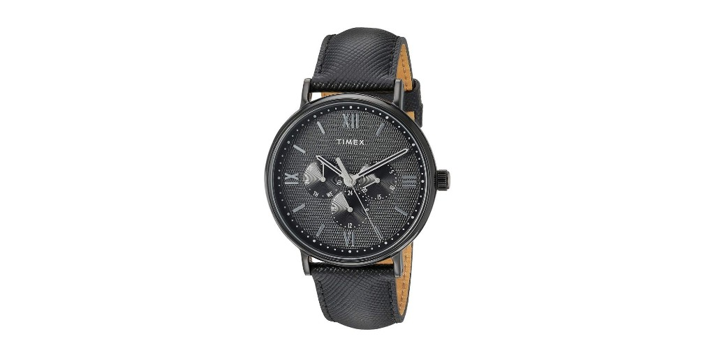 Timex's Southview Blackout Watch strikes $56, more from $36 at Amazon - 9to5Toys
