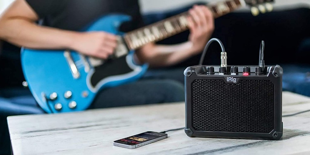 iRig iOS/Mac Micro Guitar Amp now $100 for Black Friday (Reg. $150) + more - 9to5Toys