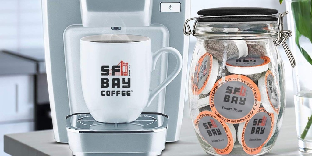SF Bay and Original Donut Shop K-cup coffee pod packs from $18 (25% off) - 9to5Toys