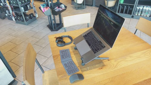 Behind the Screens: Greg Barbosa's MacBook-powered mobile workstation