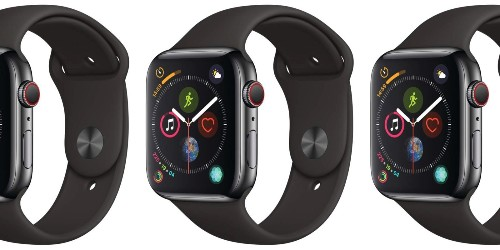 Save $300 on Apple Watch Series 4 and AppleCare+ bundles at Amazon