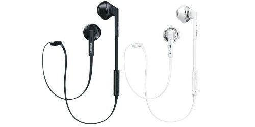Philips In-Ear Noise Isolating Wireless Bluetooth Headphones $12 shipped