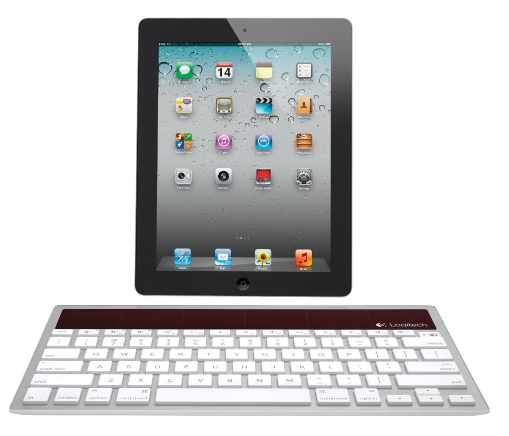 Logitech K760 Wireless Bluetooth Solar Keyboard for Mac/iPhone/iPad $33 Shipped (Reg. $80) - 9to5Toys