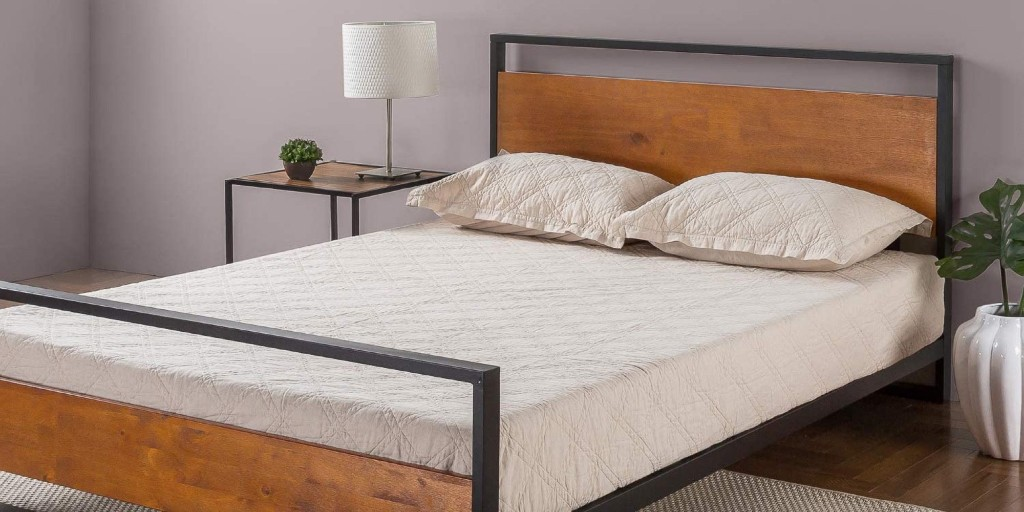 Zinus mattress and bed frame deals abound with pricing as low as $97 - 9to5Toys